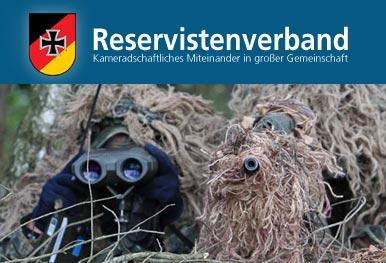 Reservistenverband setzt auf Software der GRÜN Software AG