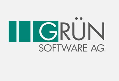 Logo der GRÜN Software AG