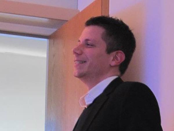 Marc Haberland, stellvertretender Programmdirektor und Chefredakteur von Radio 104.6RTL