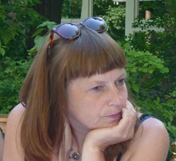Christine Kölbel (Projektleitung Circus Schatzinsel) beim GRÜN spendino Fundraiser Frühstück