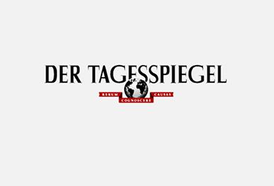 Die GRÜN Software AG im Tagesspiegel.