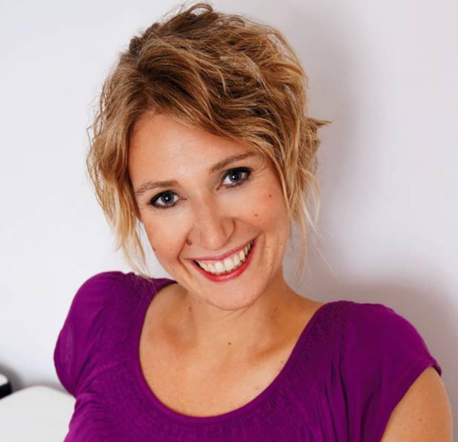 Nina Neef, Senior Marketing Managerin und Lehrbeauftragte Marketing bei der HWR Berlin.