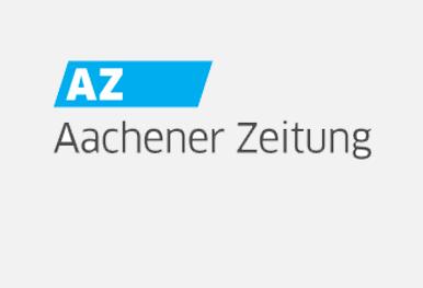 Die GRÜN Software AG in der Aachener Zeitung