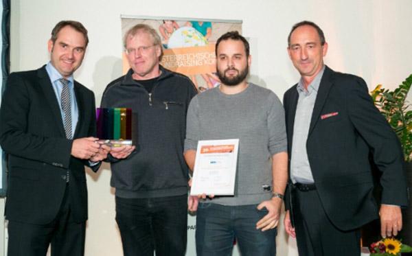 GRÜN Fundraising Award an Greenpeace