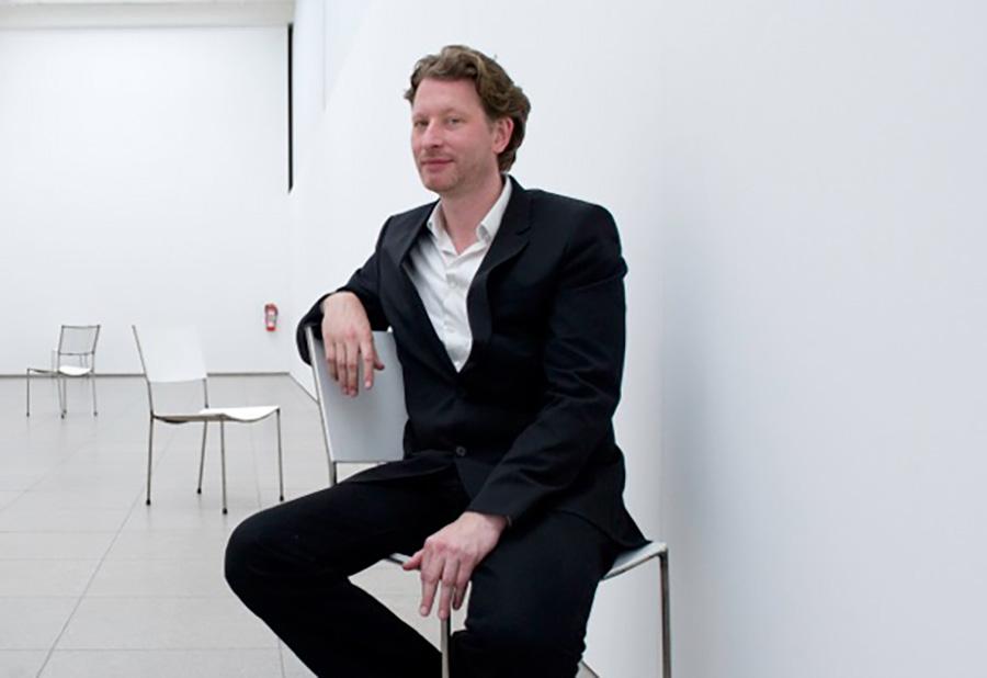 Kristian Jarmuschek, Vorsitz des Vorstands des Bundesverbands Deutscher Galerien und Kunsthändler e.V.