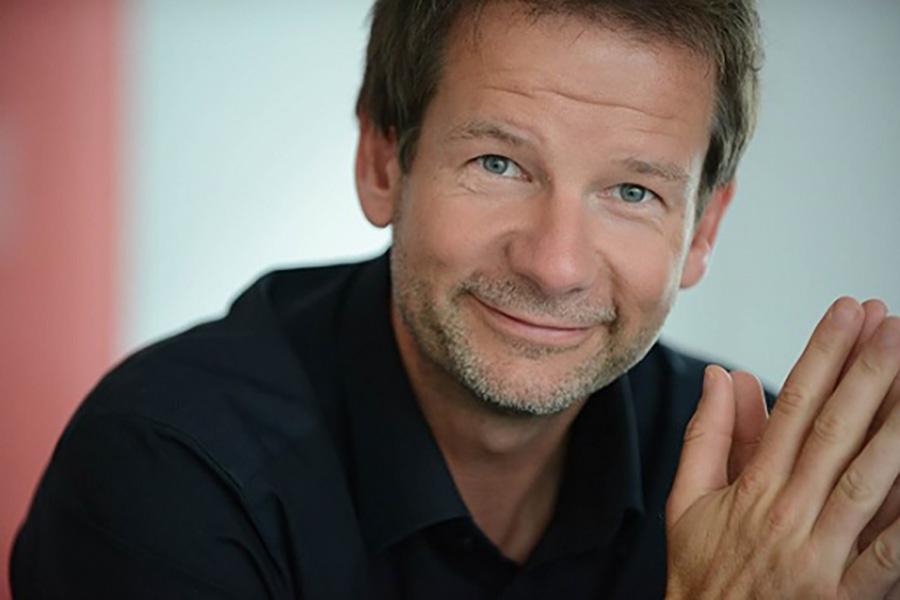 Carsten Fuchs, Referent beim Fundraising Frühstück