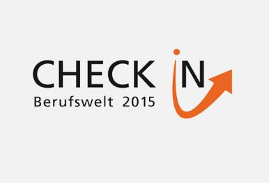 Die GRÜN Software war Teilnehmer bei CHECK IN, einer Nachwuchsinitiative der Stadt Aachen.