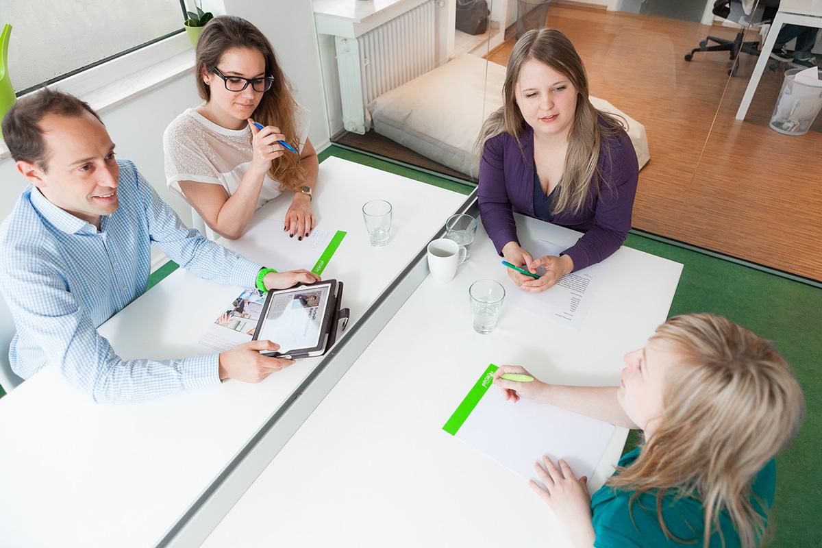 Werbeagentur Aachen - giftGRÜN ist Ihr Partner für Webdesign und Online-Marketing