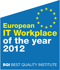 European Workplace of the Year 2012