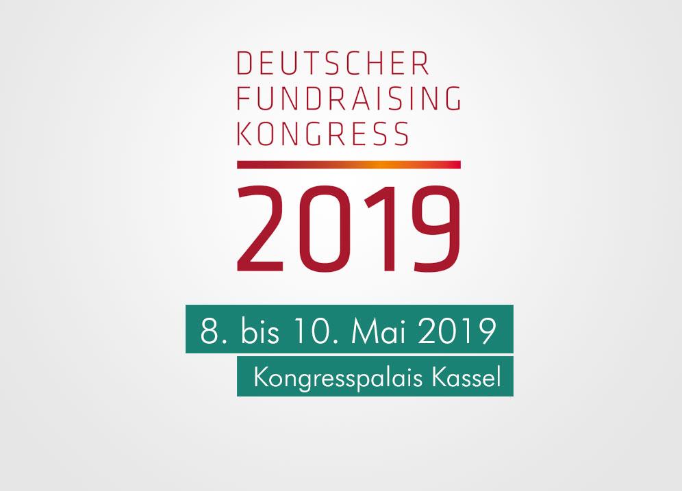 Die GRÜN Software AG ist Premiumpartner beim Fundraising Kongress 2019.