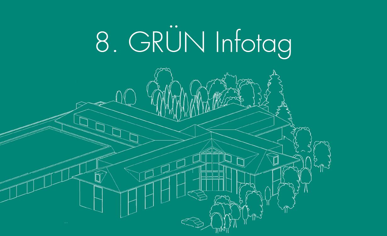 Der 8. GRÜN Infotag findet am 17.06.2016 im neuen Headquarter der GRÜN Software AG statt.