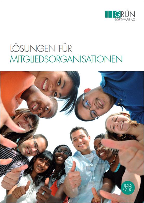 GRÜN Software AG - Lösungen für Mitgliedsorganisationen - Katalog Titel