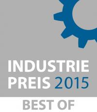 Die GRÜN Software AG wurde mit dem Industriepreis 2015 ausgezeichnet.