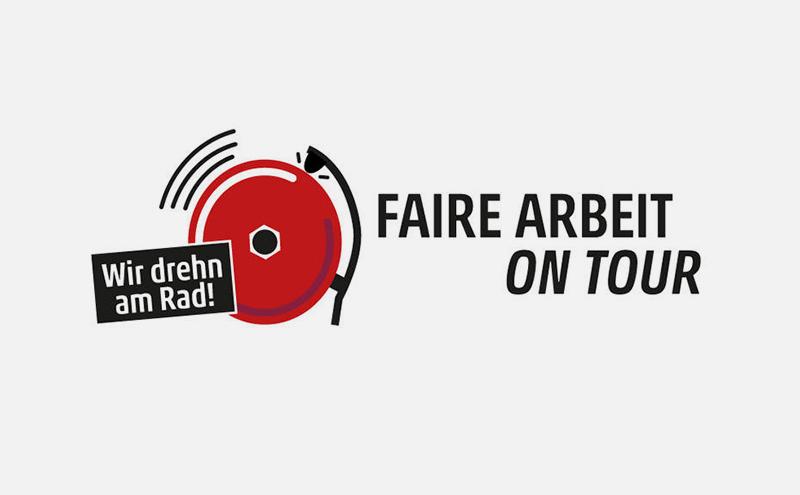 Die GRÜN Software AG unterstützt die Radtour der KAB Deutschlands als Sponsor.