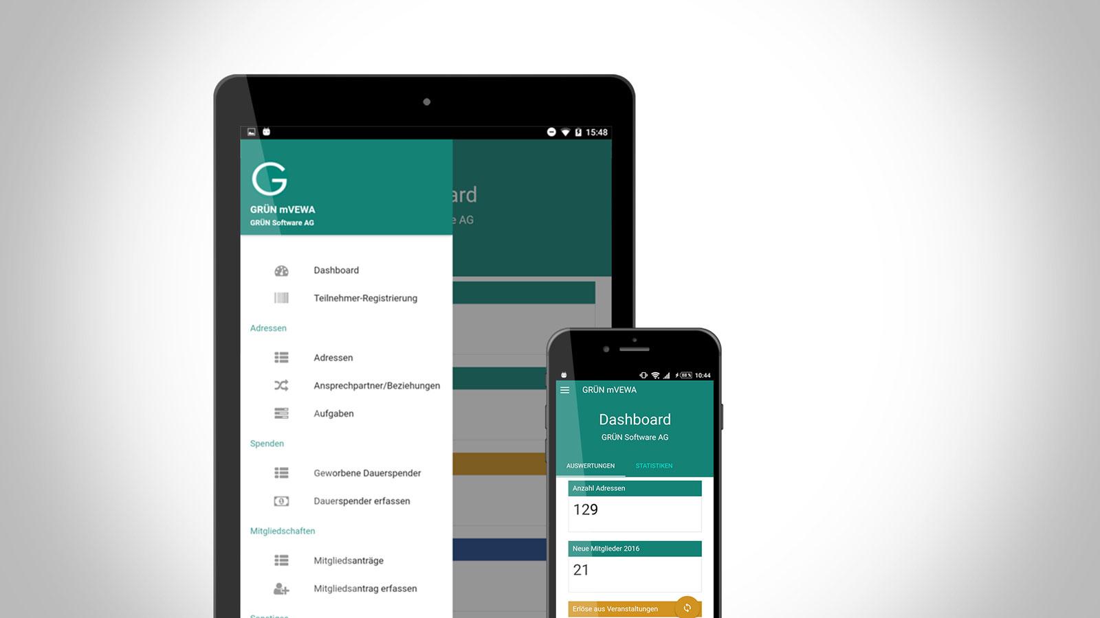 mVEWA App