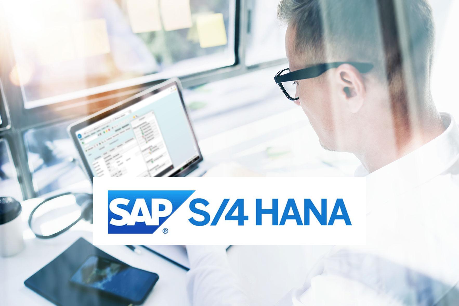 GRÜN MFplus wird zukünftig auf SAP S/4 HANA umgestellt.