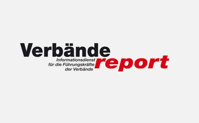 Der VerbändeReport ist das führende Fachmagazin für die Verbandswelt im deutschsprachigen Raum.