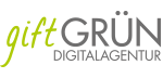 Logo giftGRÜN GmbH