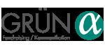 Logo GRÜN alpha