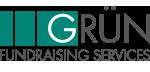 Logo GRÜN Fundraising Services GmbH