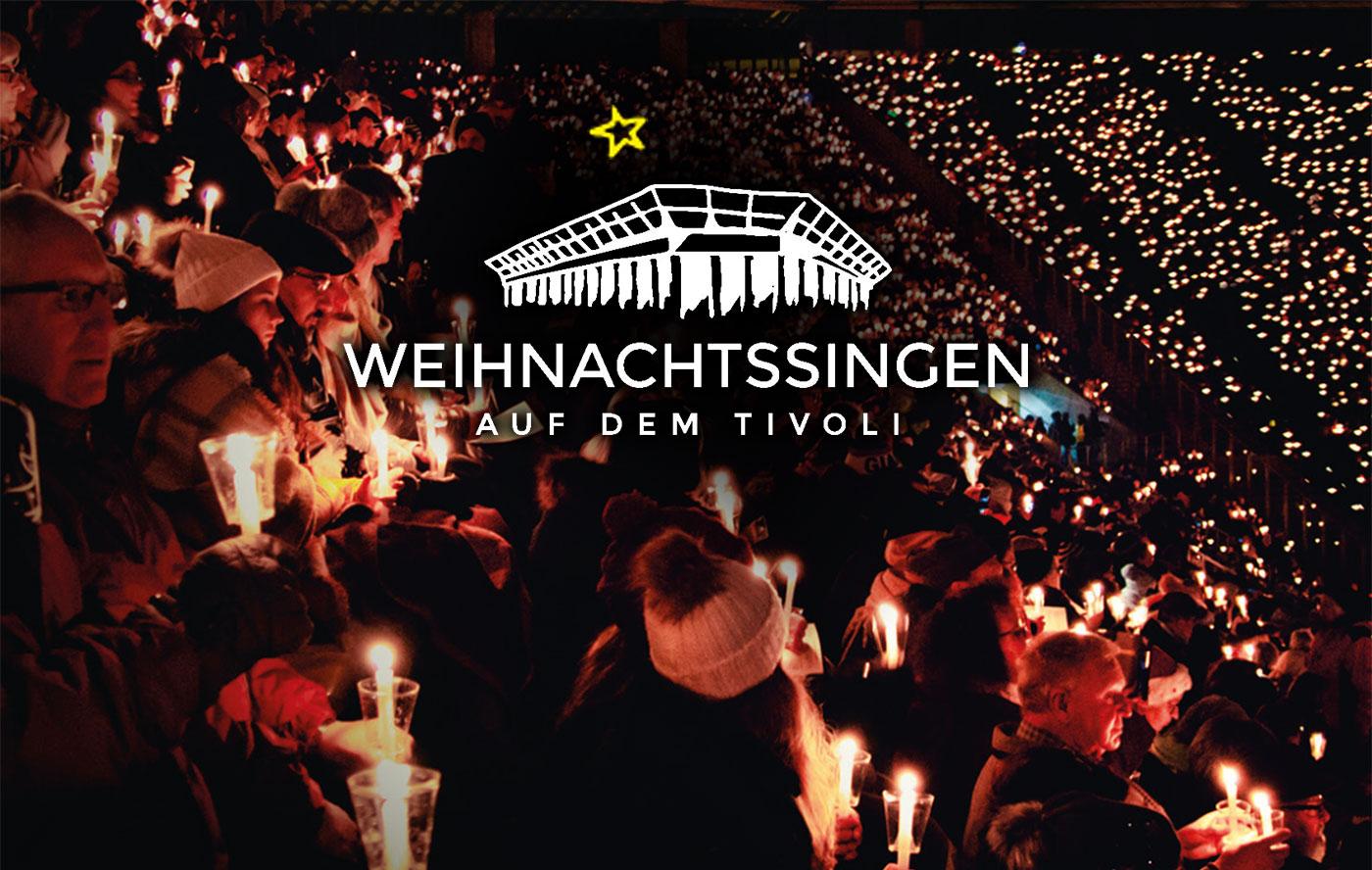 Weihnachtssingen 2019 in Aachen